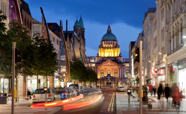 Belfast Streets Ahead