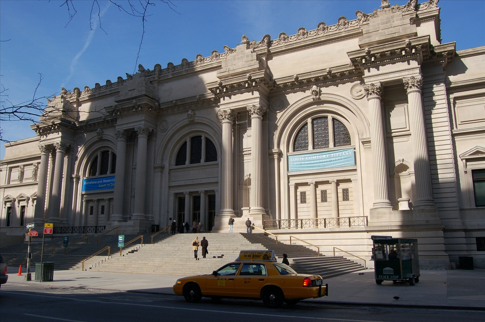 New york englisho aca for The metropolitan museum of art nyc