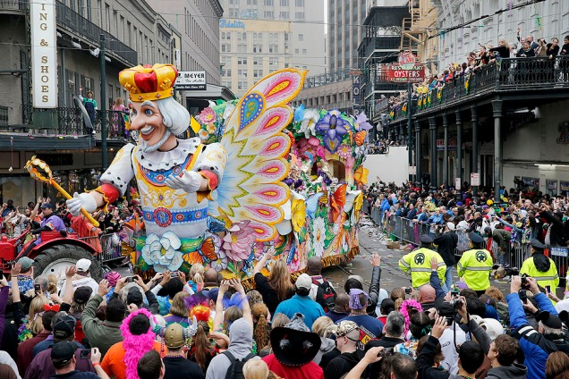 2013 Mardi Gras: Rex parade