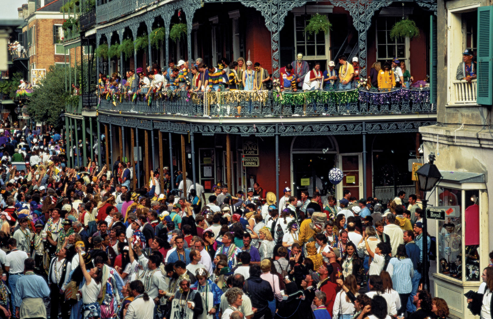new orleans and mardi gras Fat tuesday, which falls on feb 13 this year, marks the end of the mardi gras festival in new orleans it is the culmination of the week-long festival — the last.