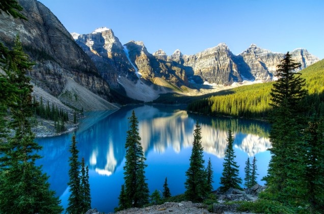 TRANSITIONS OPTICAL - The Canadian Rockies (Alberta)