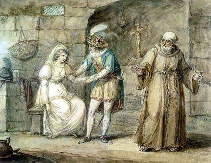 Romeo_and_Juliet_with_Friar_Laurence_-_Henry_William_Bunbury