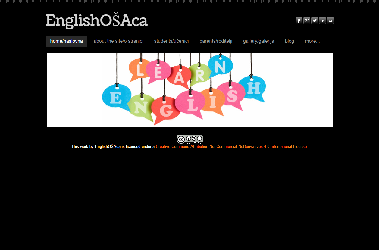 Englishoaca primary school aca sinadinovi english language we are living in the age where students spend more time on the internet than doing anything else they spend most of their time surfing the web is search of sciox Gallery